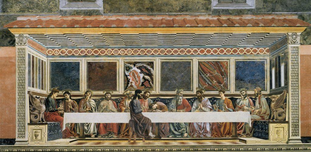 晩餐 解説 の 最後 『最後の晩餐』の意味とは?絵画の人物や隠された謎も紹介!