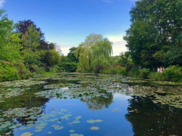 モネの池と《睡蓮》を解説!日本の「モネの庭」5選も!